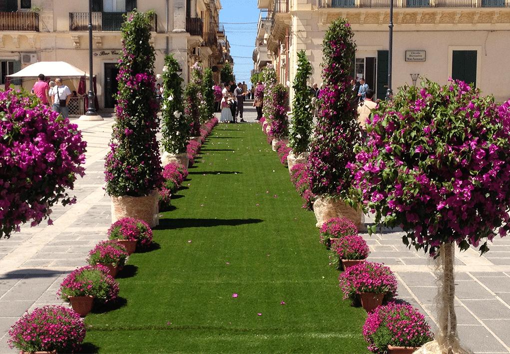 Giardini incantevoli